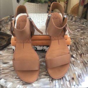 Dolce Vita zippered sandals 6.5